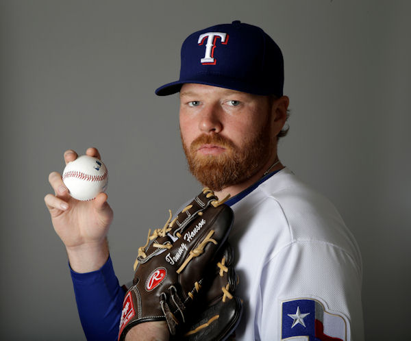 <div class='meta'><div class='origin-logo' data-origin='none'></div><span class='caption-text' data-credit='AP Photo/Tony Gutierrez'>Former MLB pitcher Tommy Hanson died at age 29 of organ failure. He pitched for the Atlanta Braves and Los Angeles Angels and was a candidate for a handful of other teams.</span></div>