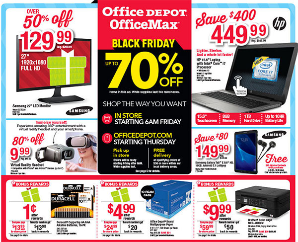 Cyber monday deals on office furniture