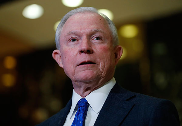 <div class='meta'><div class='origin-logo' data-origin='none'></div><span class='caption-text' data-credit='Carolyn Kaster/AP Photo'>Sen. Jeff Sessions, R-Ala. has been offered the position of Attorney General by Donald Trump.</span></div>