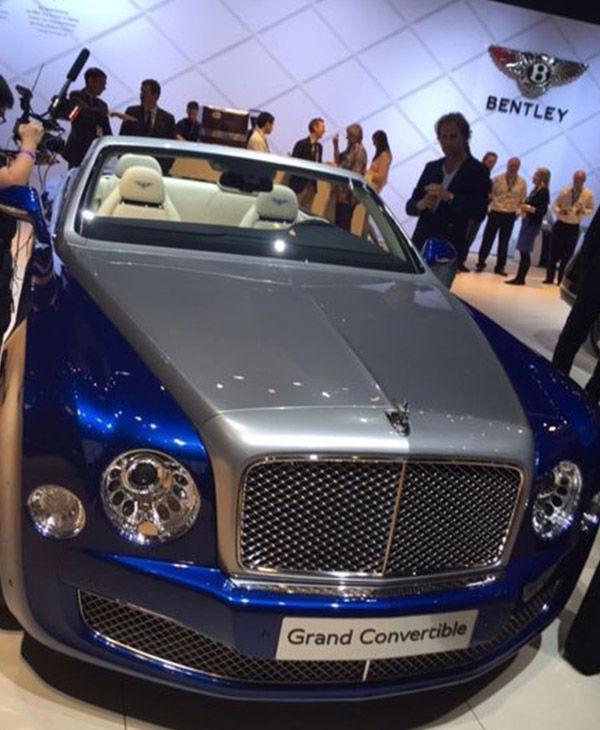 Hottest Reveals At The 2014 LA Auto Show