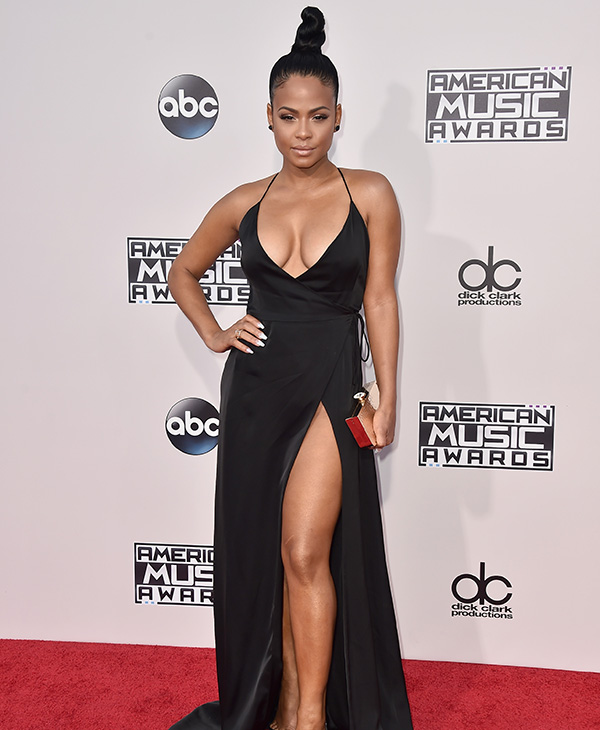 <div class='meta'><div class='origin-logo' data-origin='AP'></div><span class='caption-text' data-credit='Jordan Strauss/Invision/AP'>Christina Milian arrives at the American Music Awards at the Microsoft Theater on Sunday, Nov. 22, 2015, in Los Angeles.</span></div>
