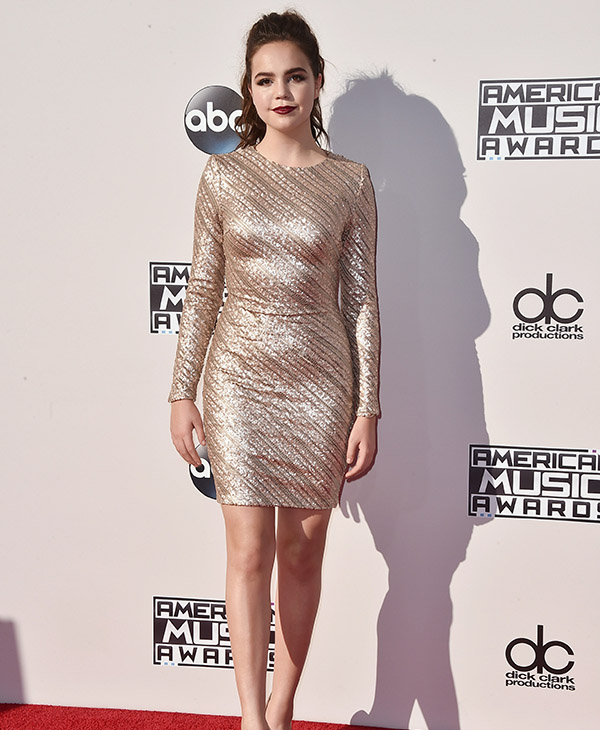 <div class='meta'><div class='origin-logo' data-origin='AP'></div><span class='caption-text' data-credit='Jordan Strauss/Invision/AP'>Bailee Madison arrives at the American Music Awards at the Microsoft Theater on Sunday, Nov. 22, 2015, in Los Angeles.</span></div>