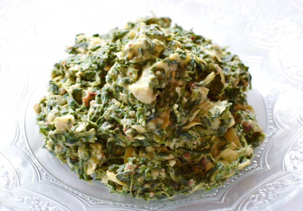 <div class='meta'><div class='origin-logo' data-origin='none'></div><span class='caption-text' data-credit=''>Tony Mandola's Creamed Spinach</span></div>