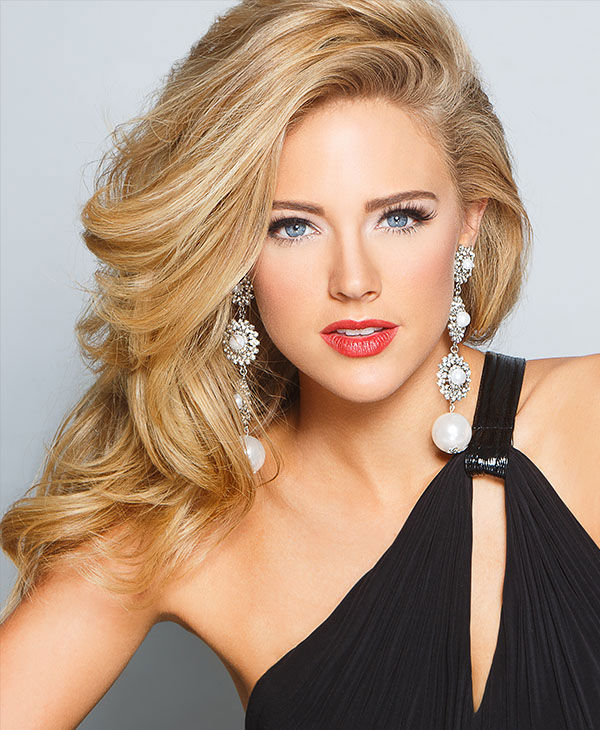 Miss Georgia - Maggie Bridges <span class=meta>(Photo&#47;Miss America Press Room)</span>