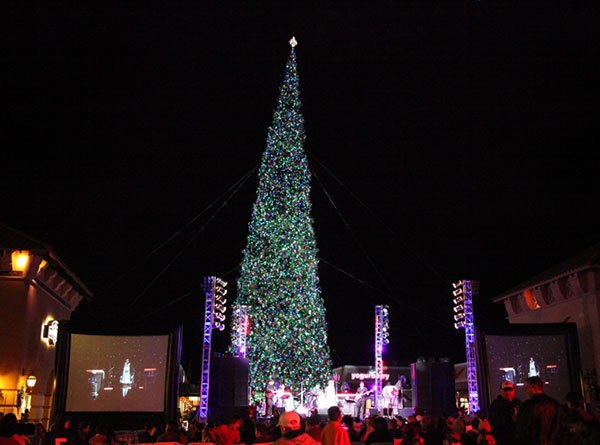 PHOTOS: Biggest Christmas tree lighting ceremonies around the ...