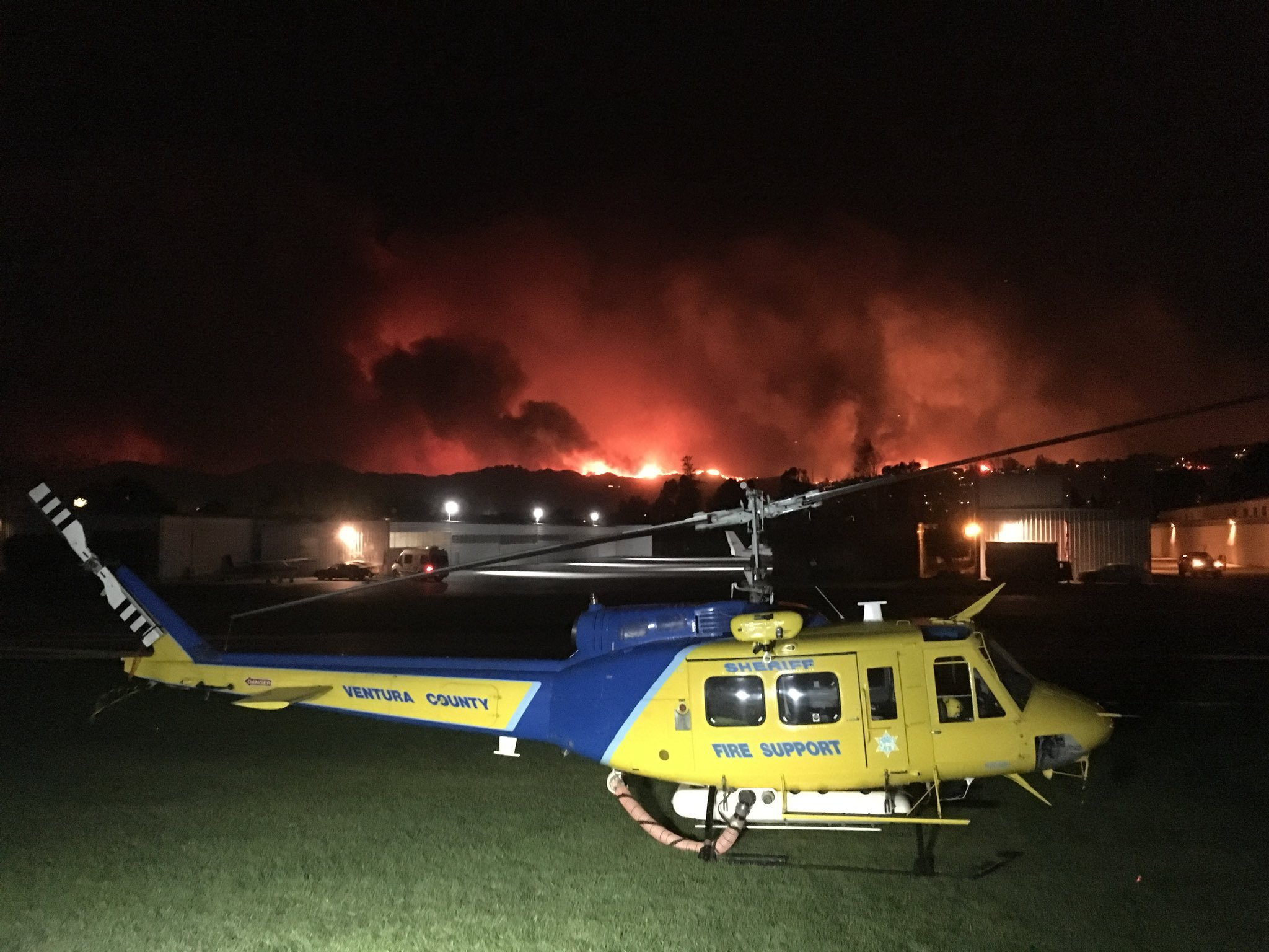 <div class='meta'><div class='origin-logo' data-origin='Creative Content'></div><span class='caption-text' data-credit='VenturaCoAirUnit'>Helicopter forced to land  at Santa Paula Airport due to 50 +MPH winds.</span></div>