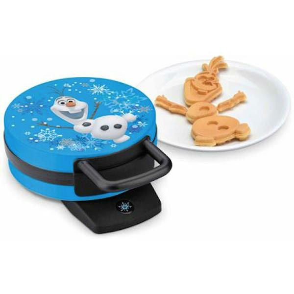 """<div class=""""meta image-caption""""><div class=""""origin-logo origin-image """"><span></span></div><span class=""""caption-text"""">Olaf wafle maker - Three words: Olaf Waffle Maker. This needs no further explanation of it's greatness. (Walmart)</span></div>"""