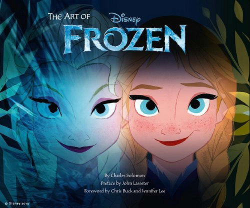 """<div class=""""meta image-caption""""><div class=""""origin-logo origin-image """"><span></span></div><span class=""""caption-text"""">The Art of Frozen - The Art of Frozen gives fans a behind-the-scenes look at how the movie was made, and is filled with tons of beautiful concept art. (Amazon)</span></div>"""