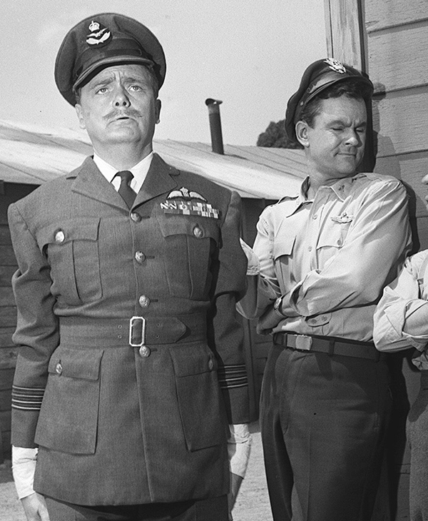 <div class='meta'><div class='origin-logo' data-origin='none'></div><span class='caption-text' data-credit='CBS via Getty Images'>Bernard Fox, Welsh actor known for playing Dr. Bombay on 'Bewitched' and Colonel Crittendon on 'Hogan's Heroes,' passed away on Dec. 14. He was 89.</span></div>