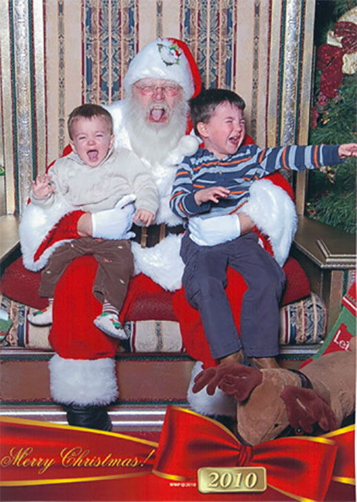 Christmas Pictures Gone Bad