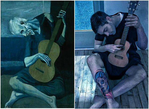 <div class='meta'><div class='origin-logo' data-origin='none'></div><span class='caption-text' data-credit='Foolsdoart'>&#34;The Old Guitarist&#34; by Pablo Picasso</span></div>