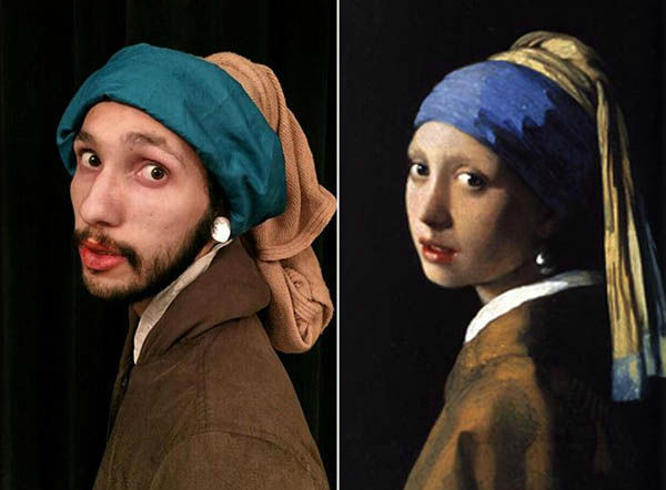 "<div class=""meta image-caption""><div class=""origin-logo origin-image ""><span></span></div><span class=""caption-text"">""Girl with the Pearl Earring"" by Johannes Vermeer (Foolsdoart)</span></div>"