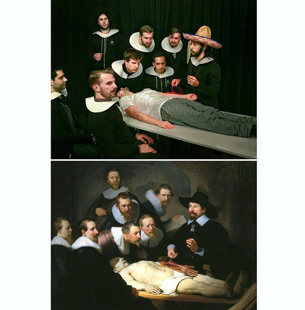 "<div class=""meta image-caption""><div class=""origin-logo origin-image ""><span></span></div><span class=""caption-text"">""The Anatomy Lesson of Dr. Nicolaes Tulp"" by Rembrandt, c.1632 (Foolsdoart)</span></div>"