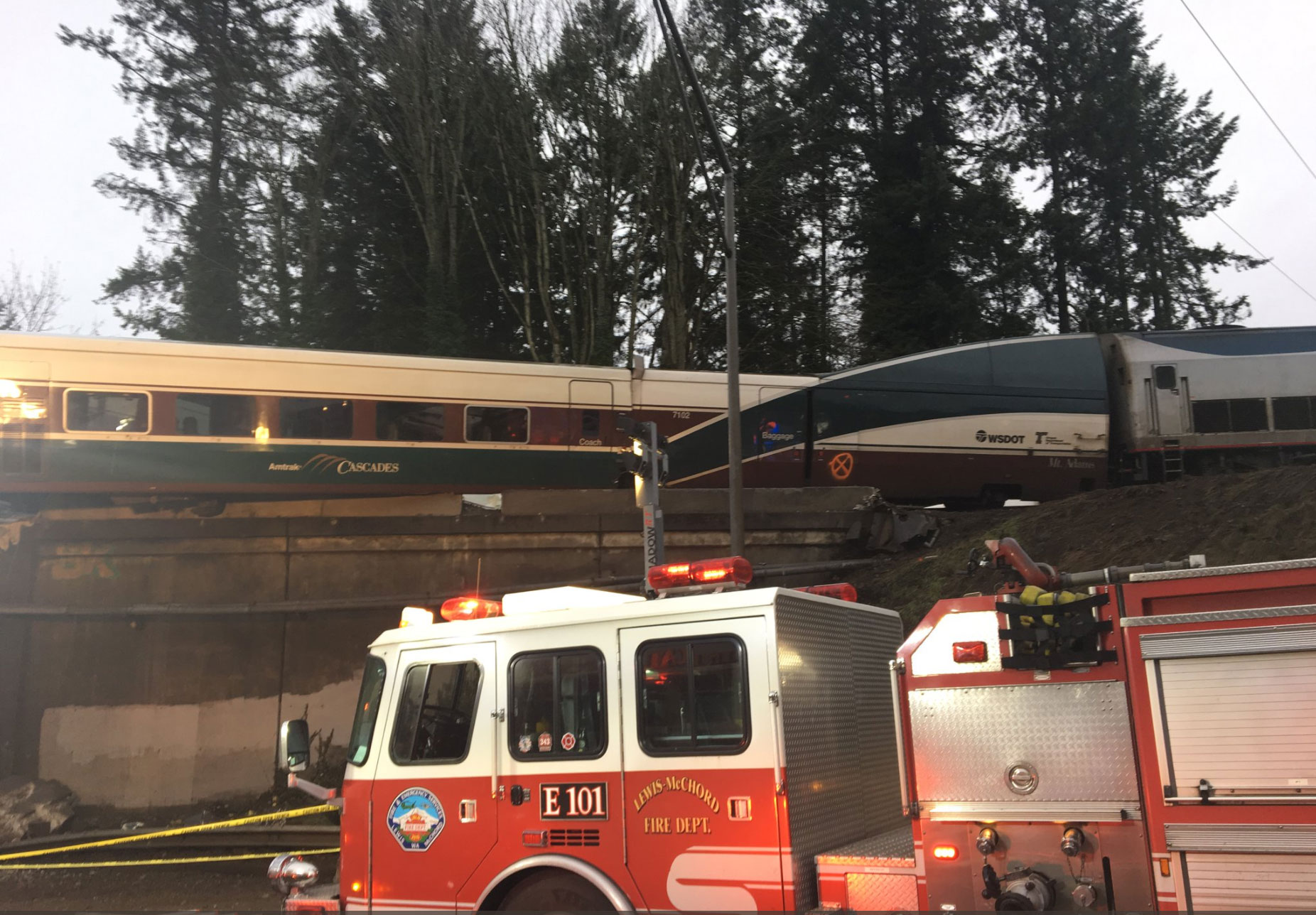 <div class='meta'><div class='origin-logo' data-origin='none'></div><span class='caption-text' data-credit='PierceSheriff/Twitter'>The Pierce Co Sheriff shared these photos from the scene on Monday.</span></div>