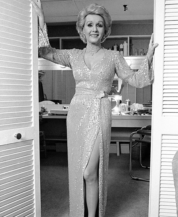 <div class='meta'><div class='origin-logo' data-origin='AP'></div><span class='caption-text' data-credit='AP Photo/Marty Reichenthal'>Debbie Reynolds on March 3, 1983.</span></div>