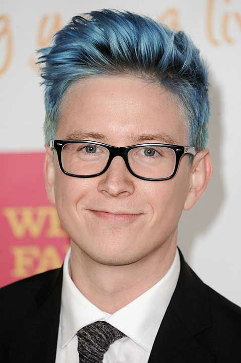 How Old Is Tyler Oakley