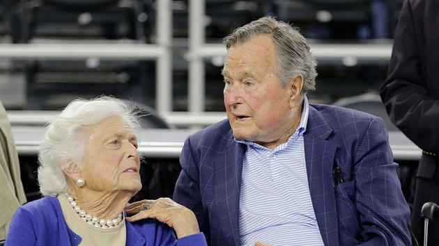 George H.W. Bush in intensive care with blood infection (cnn.com)