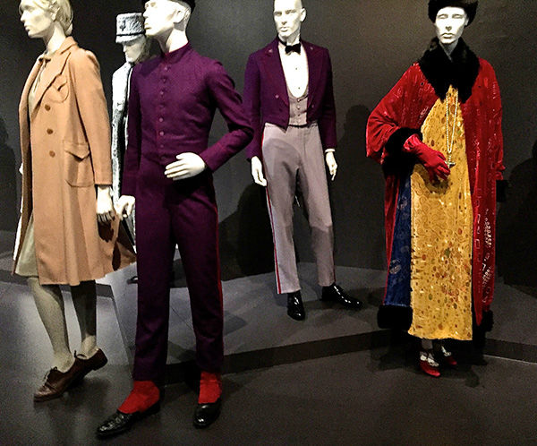 "<div class=""meta image-caption""><div class=""origin-logo origin-image none""><span>none</span></div><span class=""caption-text"">Oscar-nominated costume designs from the film 'The Grand Budapest Hotel' on display at the FIDM Museum in downtown Los Angeles. (KABC Photo)</span></div>"