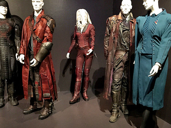"<div class=""meta image-caption""><div class=""origin-logo origin-image none""><span>none</span></div><span class=""caption-text"">Costumes from the film 'Guardians of the Galaxy' on display at the FIDM Museum in downtown Los Angeles. (KABC Photo)</span></div>"