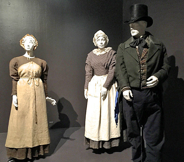 "<div class=""meta image-caption""><div class=""origin-logo origin-image none""><span>none</span></div><span class=""caption-text"">Oscar-nominated costume designs from the film 'Mr. Turner' on display at the FIDM Museum in downtown Los Angeles. (KABC Photo)</span></div>"