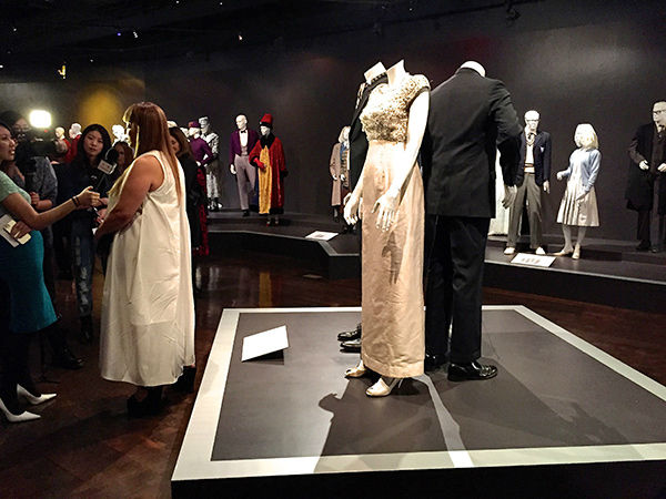 "<div class=""meta image-caption""><div class=""origin-logo origin-image none""><span>none</span></div><span class=""caption-text"">Designer Ruth E. Carter presents her costumes from the film 'Selma' at the FIDM Museum in downtown Los Angeles. (KABC Photo)</span></div>"