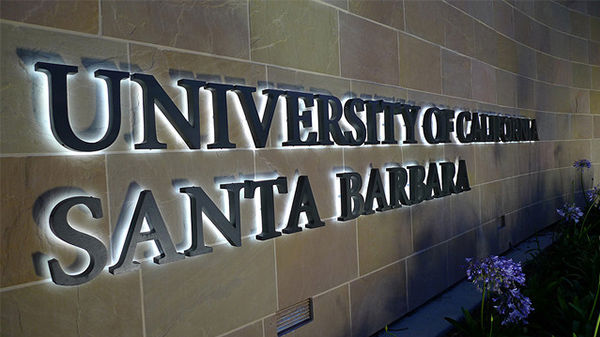 3. University of California, Santa Barbara <span class=meta>(Wikimedia Commons)</span>