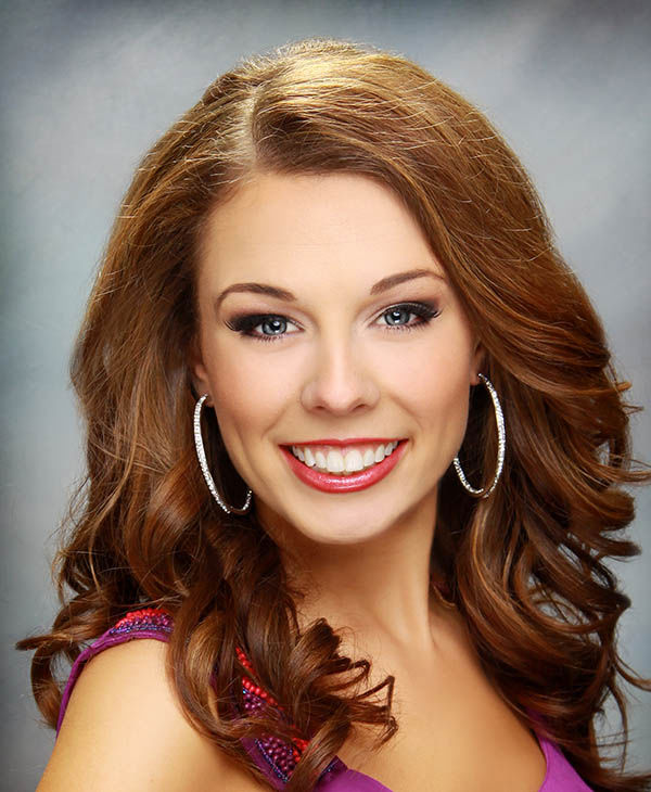 Miss Oregon - Rebecca Anderson <span class=meta>(Photo&#47;Miss America Press Room)</span>
