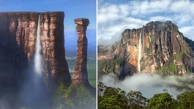 7 Tourist Spots That Inspired Disney Movies Locations