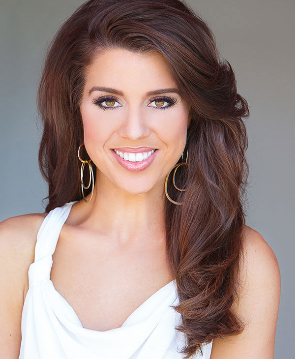 Miss South Carolina - Lanie Hudson <span class=meta>(Photo&#47;Miss America Press Room)</span>