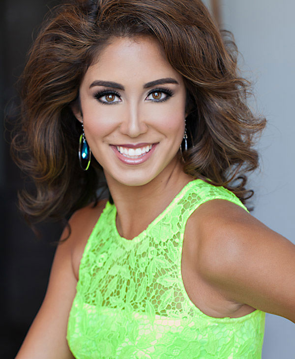 Miss Vermont - Lucy Edwards <span class=meta>(Photo&#47;Miss America Press Room)</span>