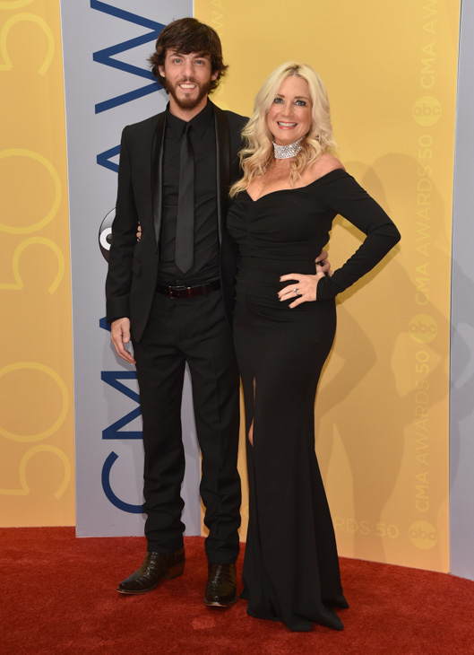 "<div class=""meta image-caption""><div class=""origin-logo origin-image none""><span>none</span></div><span class=""caption-text"">Chris Janson, left, and Kelly Lynn arrive at the 50th annual CMA Awards at the Bridgestone Arena on Wednesday, Nov. 2, 2016, in Nashville, Tenn. (Evan Agostini/Invision/AP)</span></div>"