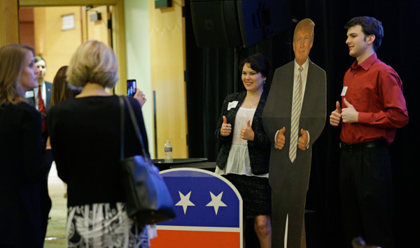 "<div class=""meta image-caption""><div class=""origin-logo origin-image none""><span>none</span></div><span class=""caption-text"">Washington state supporters of Donald Trump pose for a photo with a life-sized photo of Trump, Tuesday, Nov. 8, 2016, at a Republican gathering in Bellevue, Wash. (Ted S. Warren/AP Photo)</span></div>"