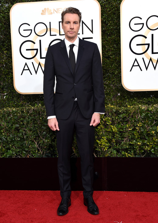 "<div class=""meta image-caption""><div class=""origin-logo origin-image none""><span>none</span></div><span class=""caption-text"">Dax Shepard arrives at the 74th annual Golden Globe Awards at the Beverly Hilton Hotel on Sunday, Jan. 8, 2017, in Beverly Hills, Calif. (Jordan Strauss/Invision/AP)</span></div>"