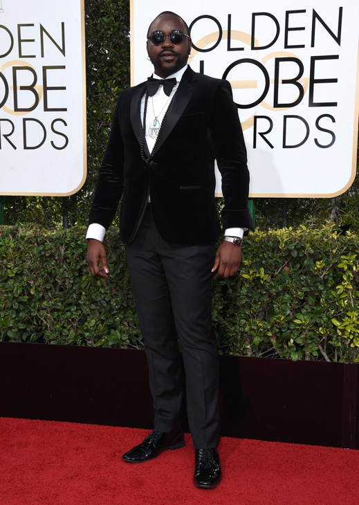 "<div class=""meta image-caption""><div class=""origin-logo origin-image none""><span>none</span></div><span class=""caption-text"">Brian Tyree Henry arrives at the 74th annual Golden Globe Awards at the Beverly Hilton Hotel on Sunday, Jan. 8, 2017, in Beverly Hills, Calif. (Jordan Strauss/Invision/AP)</span></div>"