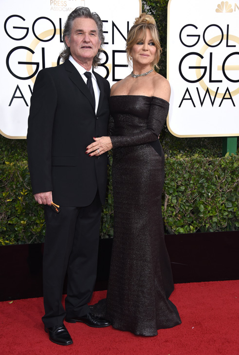 "<div class=""meta image-caption""><div class=""origin-logo origin-image none""><span>none</span></div><span class=""caption-text"">Kurt Russell, left, and Goldie Hawn arrive at the 74th annual Golden Globe Awards at the Beverly Hilton Hotel on Sunday, Jan. 8, 2017, in Beverly Hills, Calif. (Jordan Strauss/Invision/AP)</span></div>"