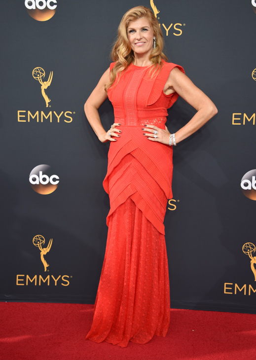 <div class='meta'><div class='origin-logo' data-origin='AP'></div><span class='caption-text' data-credit='Phil McCarten/Invision/AP'>Connie Britton arrives at the 68th Primetime Emmy Awards on Sunday, Sept. 18, 2016, at the Microsoft Theater in Los Angeles.</span></div>