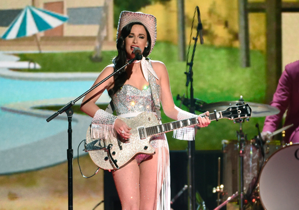 "<div class=""meta image-caption""><div class=""origin-logo origin-image none""><span>none</span></div><span class=""caption-text"">Kacey Musgraves performs at the 49th annual CMA Awards at the Bridgestone Arena on Wednesday, Nov. 4, 2015, in Nashville, Tenn. (Chris Pizzello/Invision/AP)</span></div>"
