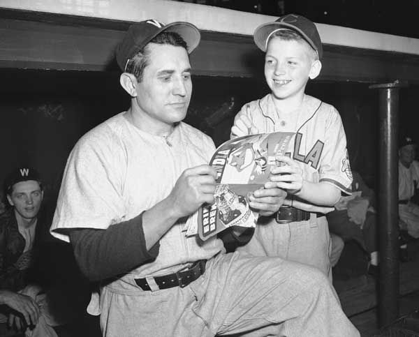 Washington Senators pitcher Conrado Marrero in 2011 became the oldest living former MLB player. He died in Havana on Wednesday, April 23, 2014, 2 days short of his 103rd birthday <span class=meta>(AP Photo&#47; Uncredited)</span>