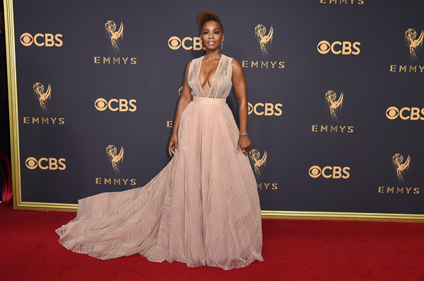 <div class='meta'><div class='origin-logo' data-origin='Creative Content'></div><span class='caption-text' data-credit='Photo by Jordan Strauss/Invision/AP'>Anika Noni Rose arrives at the 69th Primetime Emmy Awards.</span></div>
