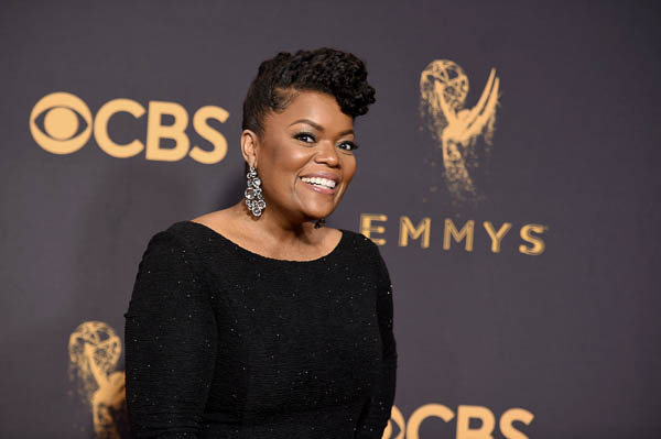 <div class='meta'><div class='origin-logo' data-origin='Creative Content'></div><span class='caption-text' data-credit='Richard Shotwell/Invision/AP)'>Yvette Nicole Brown arrives at the 69th Primetime Emmy Awards.</span></div>