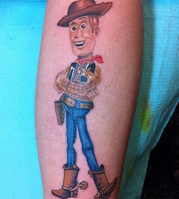 Woody. <span class=meta>(CM_tattoos13 &#47; Instagram)</span>