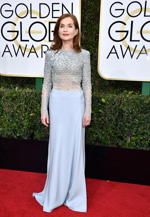 <div class='meta'><div class='origin-logo' data-origin='none'></div><span class='caption-text' data-credit='Steve Granitz/Getty Images'>Actress Isabelle Huppert attends the 74th Annual Golden Globe Awards at The Beverly Hilton Hotel on January 8, 2017 in Beverly Hills, California.</span></div>