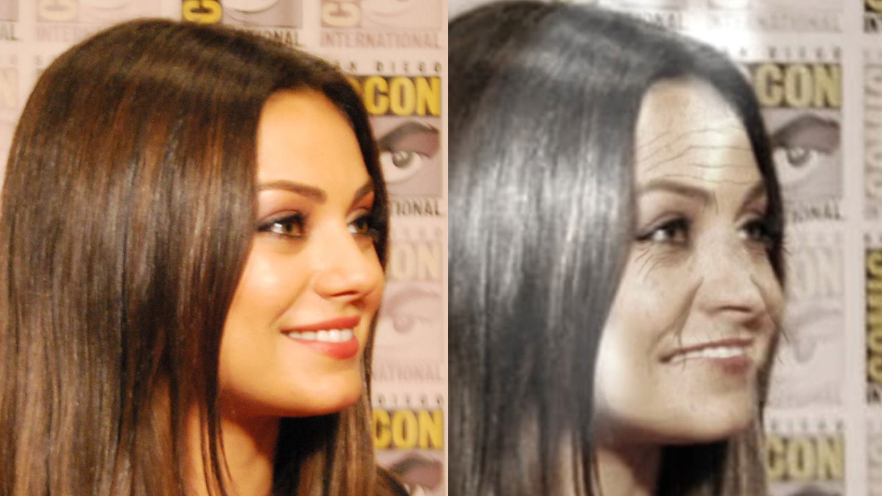 "<div class=""meta ""><span class=""caption-text "">Mila Kunis (AgingBooth)</span></div>"