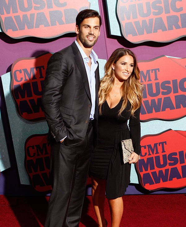 "<div class=""meta ""><span class=""caption-text "">Jessie James Decker, wife of New York Jets Wide Receiver Eric Decker. (Wade Payne / Invision / AP)</span></div>"