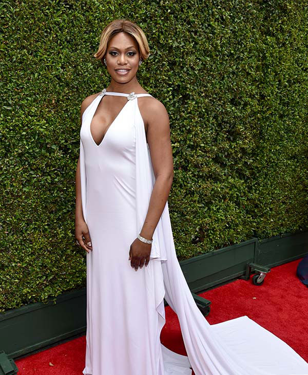 Laverne Cox <span class=meta>(John Shearer&#47;Invision for the Television Academy&#47;AP )</span>