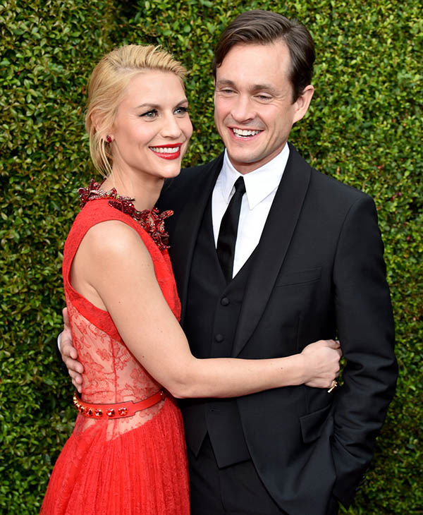 Claire Danes and Hugh Dancy <span class=meta>(John Shearer&#47;Invision for the Television Academy&#47;AP Images)</span>