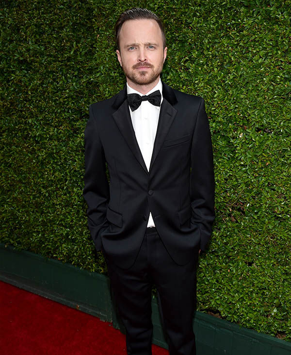 Aaron Paul <span class=meta>(John Shearer&#47;Invision for the Television Academy&#47;AP Images)</span>
