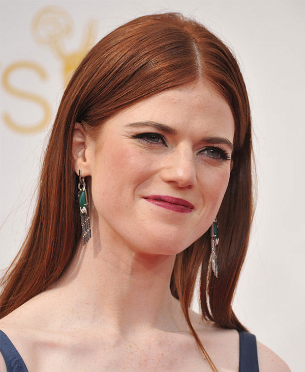 Rose Leslie <span class=meta>(Richard Shotwell&#47;Invision&#47;AP)</span>