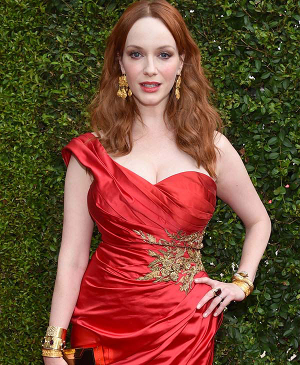 Christina Hendricks <span class=meta>(John Shearer&#47;Invision for the Television Academy&#47;AP Images)</span>