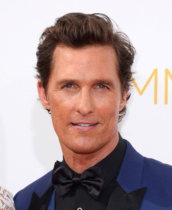 Matthew McConaughey <span class=meta>(Jordan Strauss&#47;Invision&#47;AP)</span>